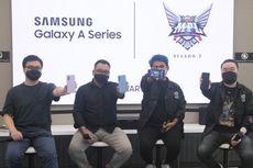 Samsung Galaxy A Series Jadi Ponsel Resmi Turnamen Mobile Legends Profesional