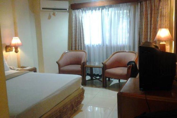 Imperium Hotel merupakan penginapan yang berlokasi di Paskal, Bandung.