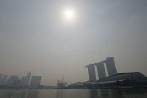 Kabut Asap Singapura Catat Rekor, Jadi Makin Berbahaya