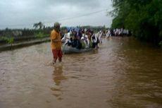 Foto-foto Banjir Jakarta Utara Warnai Twitter