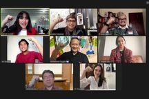Sajikan Hiburan di Tengah Sekolah Daring, Puspeka Gelar Nobar Virtual