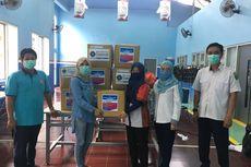 Tanggulangi Covid-19, BLK Samarinda Sumbang 200 Baju Hazmat Kepada IDI