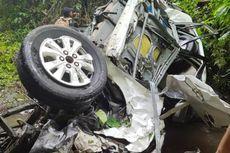 Kronologi Innova Masuk Jurang yang Tewaskan 2 orang dan 3 Luka-luka