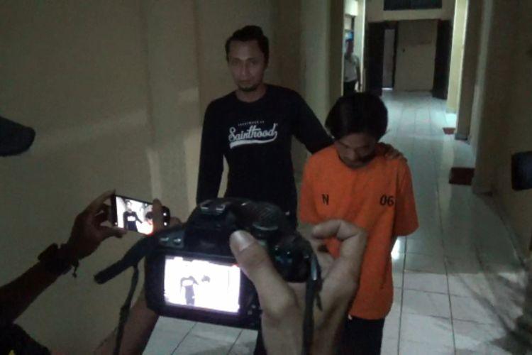 Sebar Hoax 3 Positik Korona di Youtube, Konten Kreator di Sidrap Ditangkap Polisi
