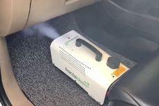 Cegah Penyebaran Corona, Perlukah Semprot Disinfektan di Kabin Mobil?