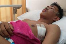 Pengakuan Korban Peluru Nyasar: Kondisi Gelap, Lampu Dimatikan Warga