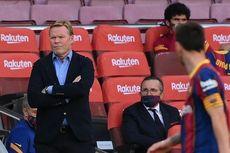 Barcelona Ditahan Imbang Cadiz, Koeman Lebih Kecewa daripada Kekalahan Kontra PSG