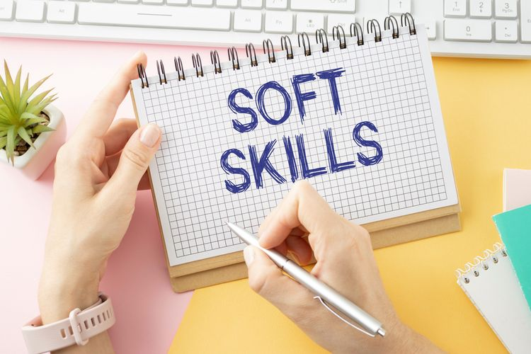 Ilustrasi soft skills.