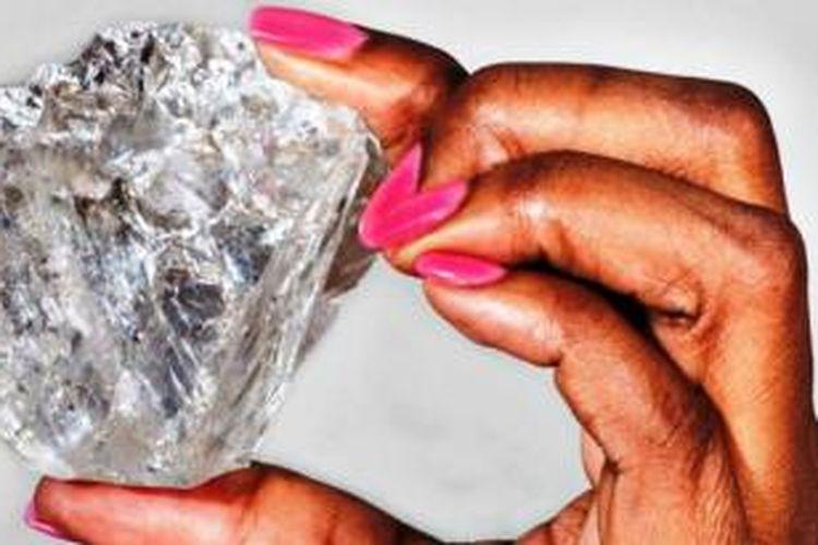Berlian Botswana.