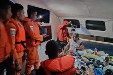 Kapal Yacht Berbendera Australia Terbawa Arus ke Perairan Sumba Timur, Nakhoda Terluka