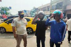 Jelang Berakhirnya PSBB Banten, Operasi Yustisi Jaring 2.421 Pelanggar