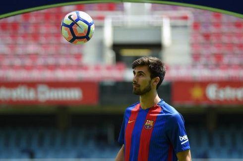 Andre Gomes Cedera Parah, Barcelona Beri Dukungan