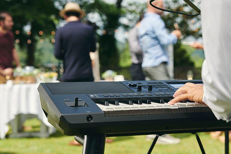 Indonesia Jadi Negara Pertama Yang Menjajal Keyboard Revolusioner Yamaha Psr Sx Series