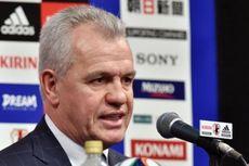Tersingkir di Piala Asia, Pelatih Jepang Tidak Cari Kambing Hitam
