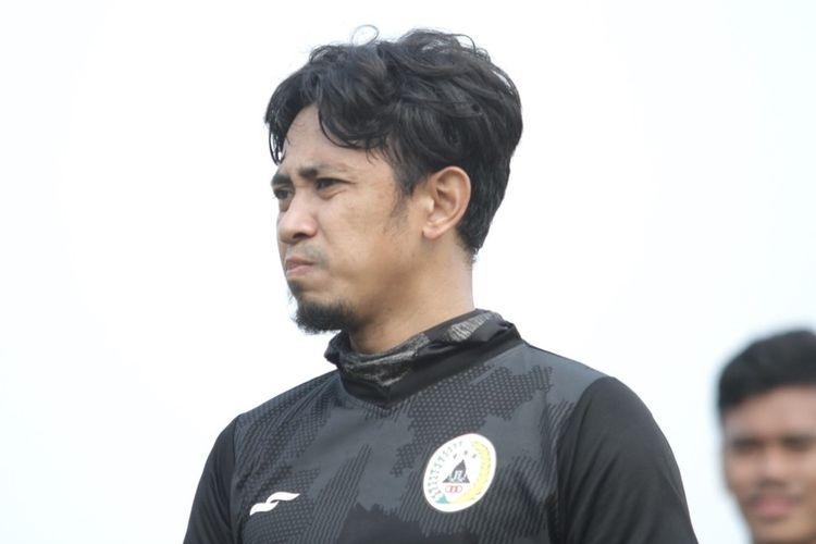 Bagus Nirwanto, kapten PS Sleman, mengaku sudah siap 99 persen persen menghadapi turnamen pramusim Piala Menpora yang diselenggarakan mulai Minggu (21/3/2021).