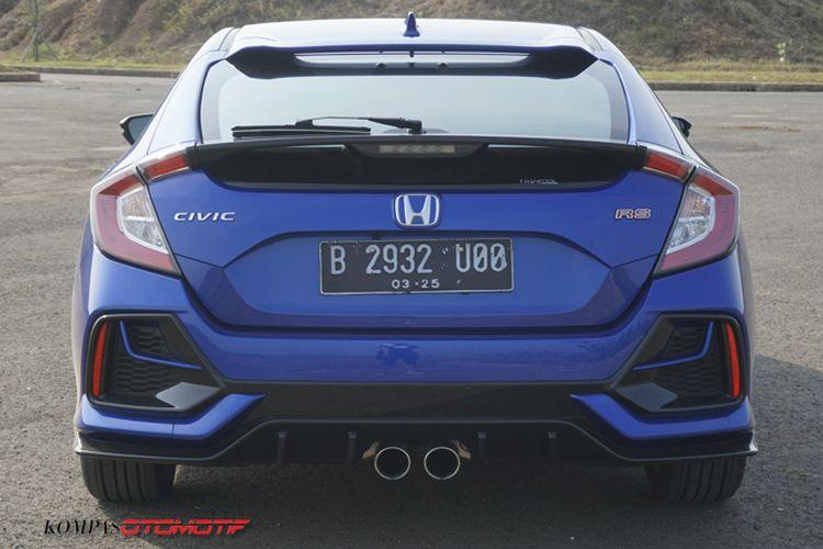 Honda Civic Hatchback RS