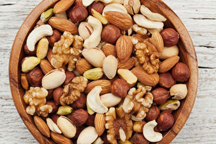 Kacang baik bagi kulit