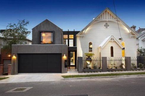 Cantik dan Unik, Rumah-rumah Bekas Gereja