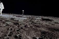 NASA Ungkap Penemuan Air di Permukaan Bulan, Apa Artinya?