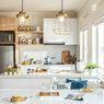 5 Trik Mudah Hadirkan Desain Japandi di Dapur