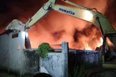 Sebuah Gudang Kasur di Sorong Terbakar, Tak Ada Korban Jiwa