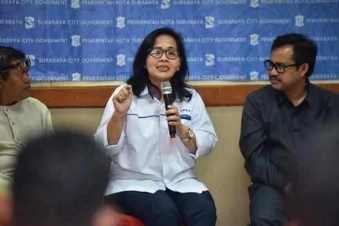 Kepala DP5A Surabaya Meninggal, Risma: Tuhan Menyayangi Bu Chandra