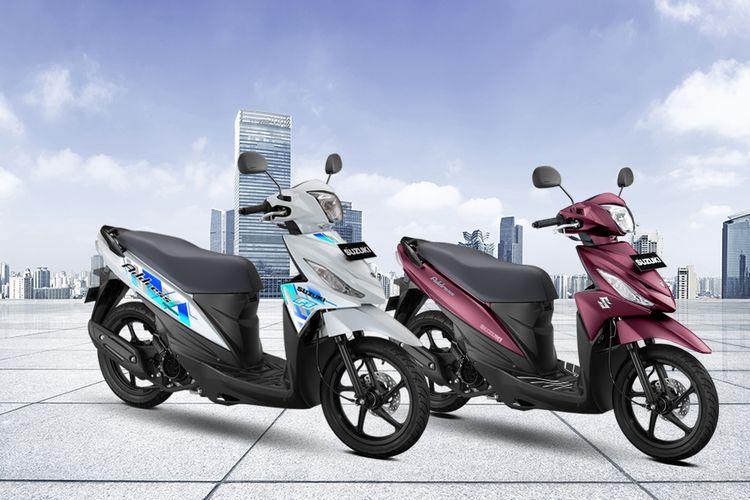 Warna baru Suzuki Address FI di 2020