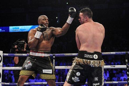 Tyson Fury Diwajibkan Ladeni Tantangan Dillian Whyte pada 2021