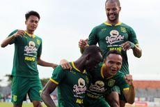 Persebaya Vs Arema, Skuad Bajul Ijo di Laga Semifinal Piala Gubernur