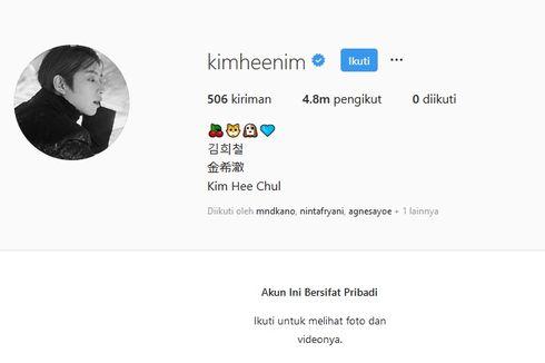Goo Hara Meninggal, Kim Heechul Super Junior Unfollow Semua Orang di Instagram