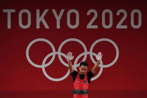 Sejarah! Eko Yuli Irawan Jadi Atlet Indonesia Pertama dengan 4 Medali Olimpiade