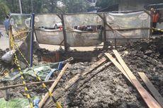 Pekerja Tewas, Proyek Galian Pipa PAM Jaya di Penjaringan Dihentikan