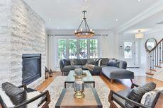 7 Ide Pencahayaan Ruang Keluarga yang Sempurna dan Cerah