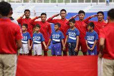 Timnas U23 Indonesia ke Final SEA Games 2019, Jersey Merah Bawa Hoki
