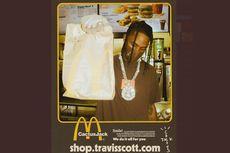 Kolaborasi McDonald's Dengan Travis Scott untuk Menutup Aib, Benarkah?