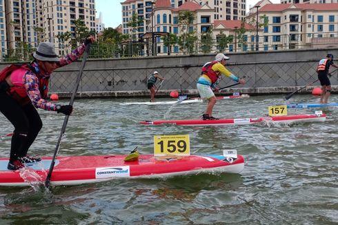Indonesia Tuan Rumah Kualifikasi Dayung Olimpiade Tokyo