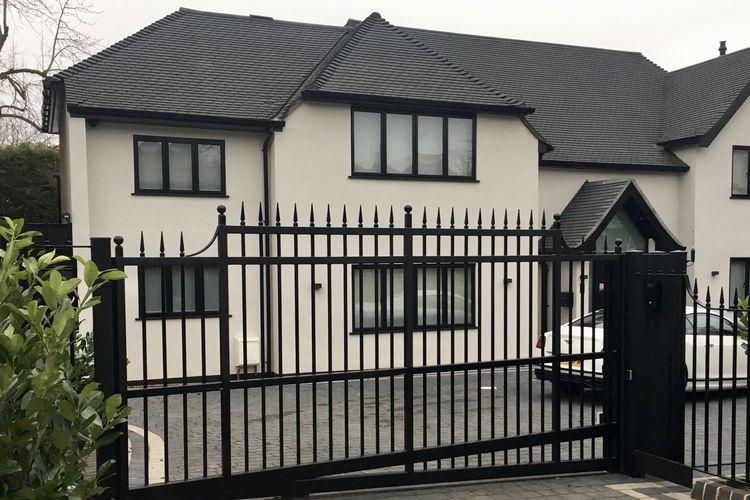 Rumah milik kapten Timnas Inggris, Harry Kane