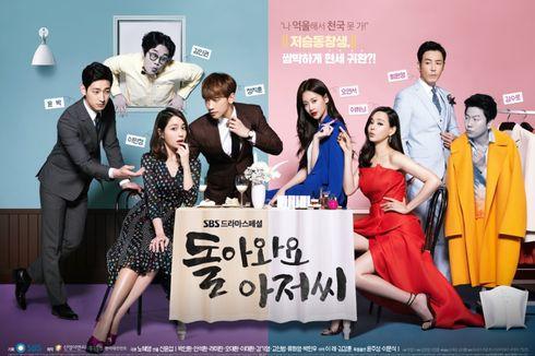 Sinopsis Come Back Mister Episode 16, Ucapan Selamat Tinggal Hong-Nan dan Hae-Joon