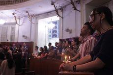 Kebaktian Natal di GPIB Immanuel Gunakan 3 Bahasa