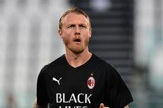 Kondisi Terkini Simon Kjaer Usai Mengalami Cedera pada Laga Lecce Vs Milan