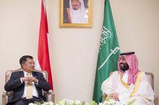 Bertemu Pangeran Arab Saudi, Kalla Bahas Kilang Minyak di Cilacap