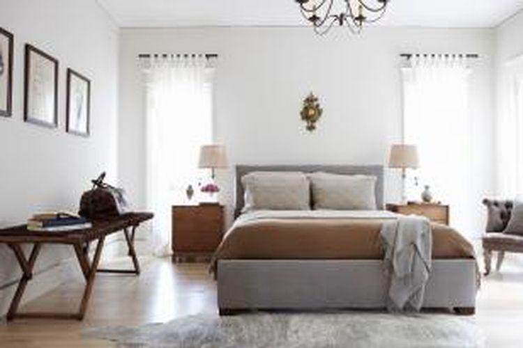 Tempat tidur bisa menjadi terasa baru, bila kota rajin membersihkan dan memperlakukannya dengan benar.