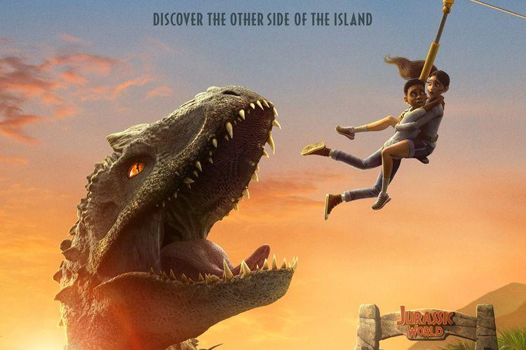Jurassic World Camp Cretaceous (2020)