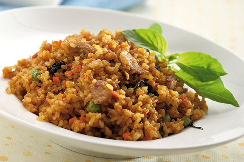 Resep Nasi Goreng Kemangi, Sarapan Simple dan Enak