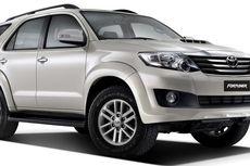 Toyota Indonesia Siapkan Fortuner Diesel 4x4
