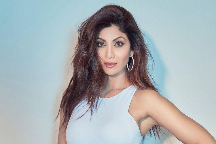 Aktris asal India Shilpa Shetty.