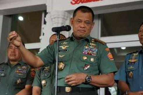 TNI Akan Bentuk Sentra Pelayanan Petani Padi Terpadu