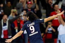 Hasil Liga Perancis, Panggung Ketajaman Cavani