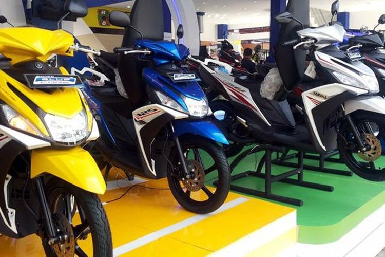 Yamaha Mio Series masih menjadi salah satu tulang punggung penjualan Yamaha di Indonesia.