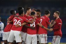 Brighton Vs Man United - Fernandes Cetak 2 Gol, Setan Merah Raih Poin Penuh